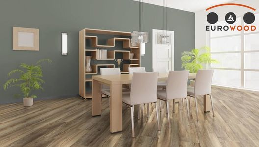 Ламинат 32 класс Eurowood Advanced Дуб Дахштайн